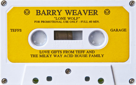 Barry Weaver / Marques Wyatt - Lone Wolf / Return To Paradise