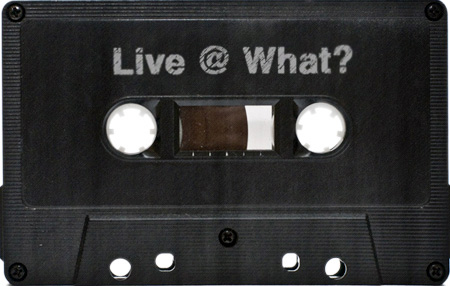 live-at-what-mixed-tape