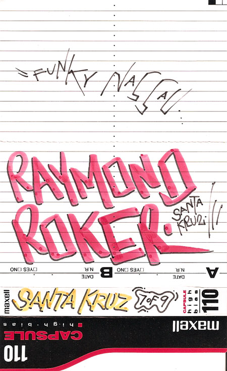 raymond-roker-urb-magazine-mixed-tape