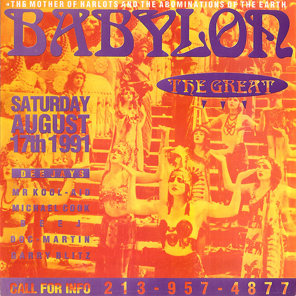 los-angeles-rave-babylon-1991-flyer-front