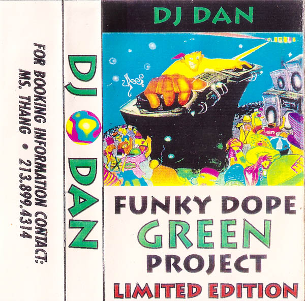 dj-dan-funky-dope-green-project-cover