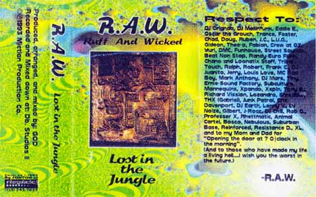 raw-lost-in-the-jungle-cover