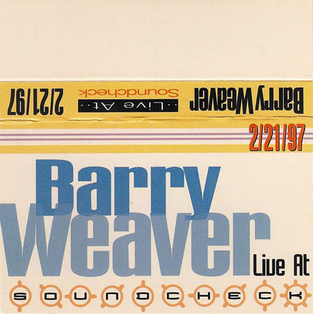barry-weaver-live-at-soundcheck-cover-front