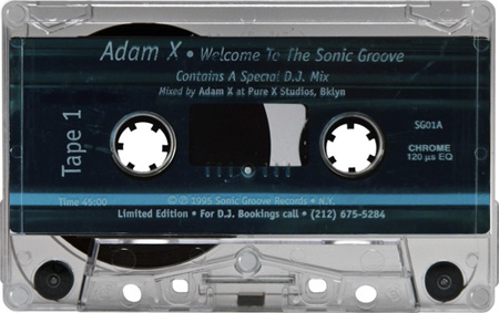 adam-x-welcome-to-the-sonic-groove-a